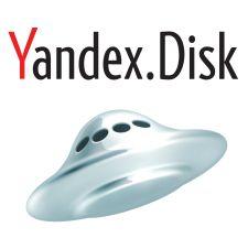 Yandex Disk Oluşturma