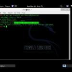 Kali Linux ekran kayıt 3