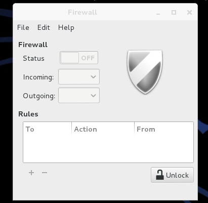 Kali Linux üzerinde Gufw Firewall ile Port Yönetimi