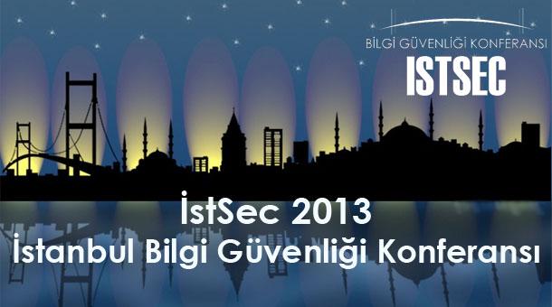 İstanbul Bilgi Güvenliği Konferansı 2013