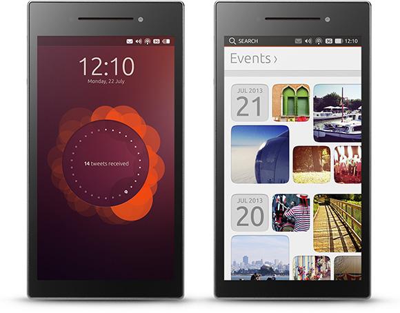 Ubuntu Edge Teknik Özellikleri