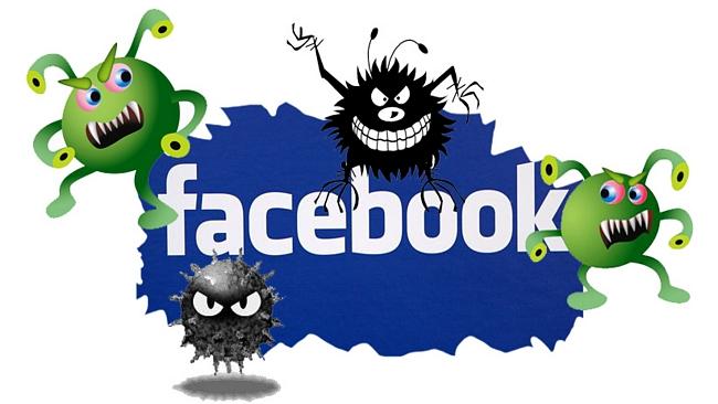 Facebook Profilde Virus Tarama NOD32