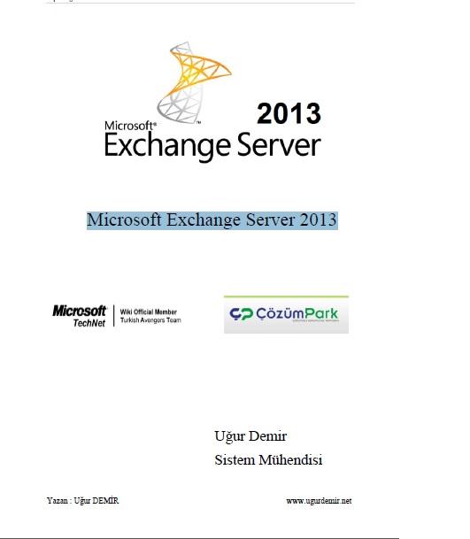 Uğur Demir Exchange 2013 E-Book