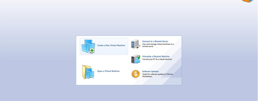 VMware WorkStation 10 ile Sanal Pc oluşturma